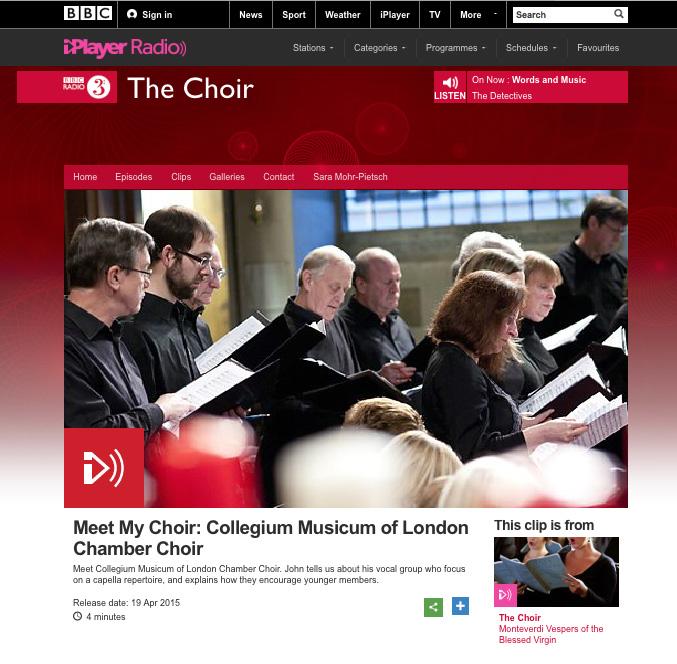 welcome- CHOIR FOR HIRE - london chamber choir