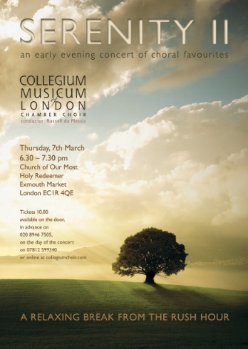 chamber choir london