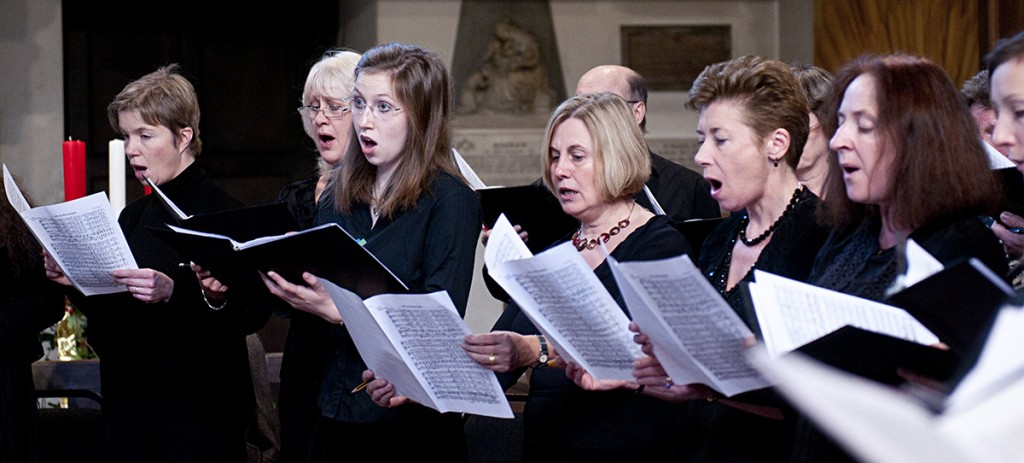Collegium Musicum of London performing the Voices of Vienna concert at St James's, Piccadilly in December, 2012.