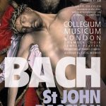 CML at Temple Church for Easter St John Passion