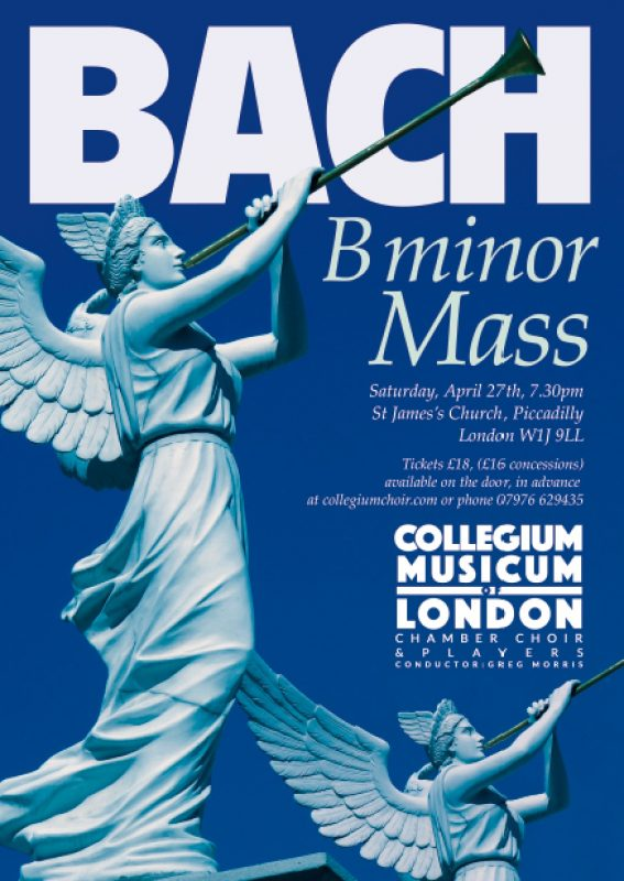 CML makes its mark with stunning B minor Mass